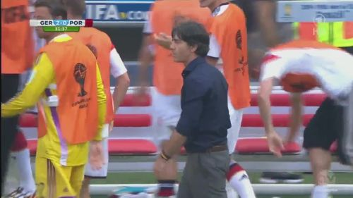 Joachim Löw – Germany v Portugal 3