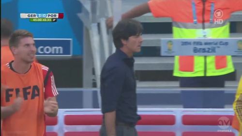 Joachim Löw – Germany v Portugal 4