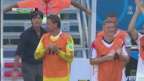 Joachim Löw – Germany v Portugal 7