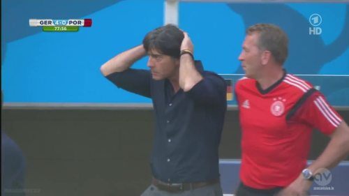 Joachim Löw – Germany v Portugal 8