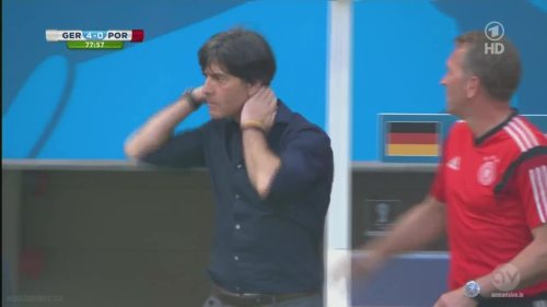 Joachim Löw – Germany v Portugal 9