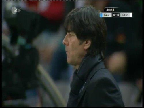 Joachim Löw – Kazakhstan v Germany 1