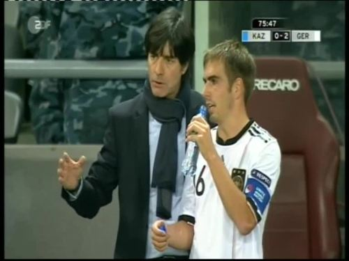 Joachim Löw – Kazakhstan v Germany 10
