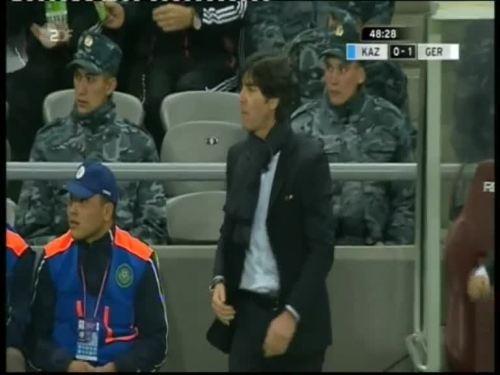 Joachim Löw – Kazakhstan v Germany 3