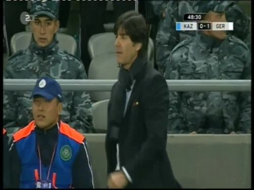Joachim Löw – Kazakhstan v Germany 5