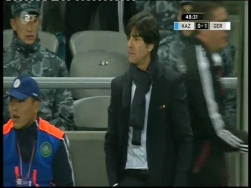 Joachim Löw – Kazakhstan v Germany 6