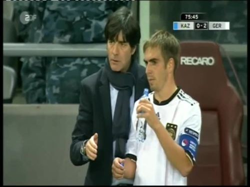 Joachim Löw – Kazakhstan v Germany 8