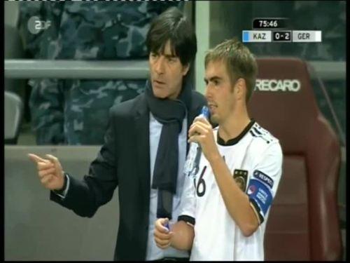 Joachim Löw – Kazakhstan v Germany 9
