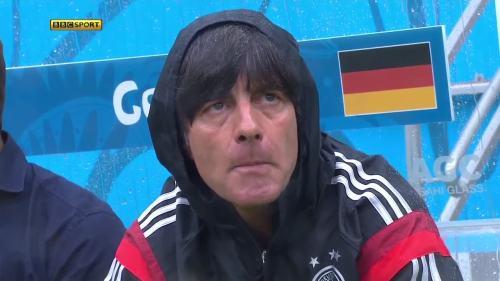 Joachim Löw – USA v Germany 1