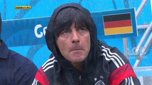 Joachim Löw – USA v Germany 1