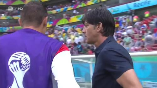Joachim Löw – USA v Germany 11