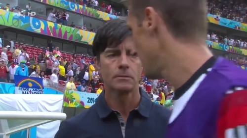Joachim Löw – USA v Germany 12