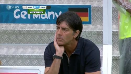 Joachim Löw – USA v Germany 13