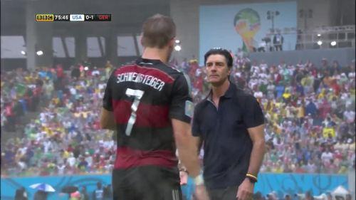 Joachim Löw – USA v Germany 17