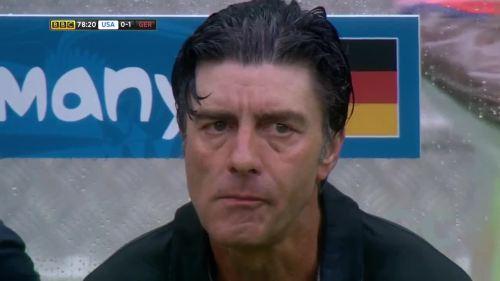 Joachim Löw – USA v Germany 19