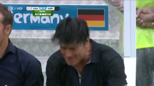 Joachim Löw – USA v Germany 20