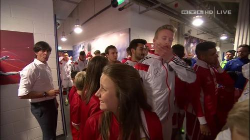 Joachim Löw - Gibraltar v Germany 1