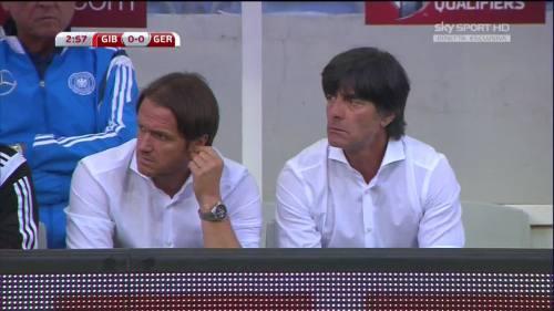 Joachim Löw - Gibraltar v Germany 12
