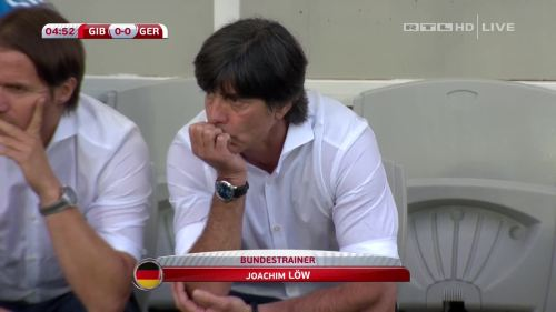 Joachim Löw - Gibraltar v Germany 13