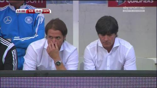Joachim Löw - Gibraltar v Germany 16