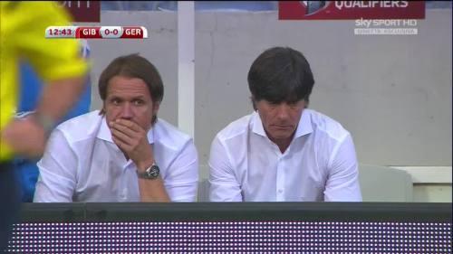 Joachim Löw - Gibraltar v Germany 17