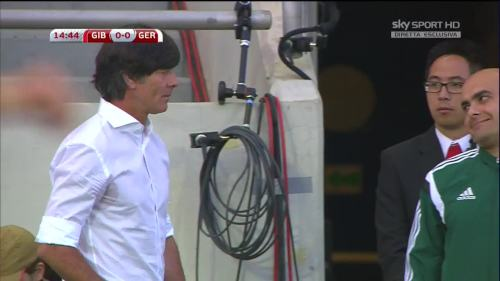 Joachim Löw - Gibraltar v Germany 24