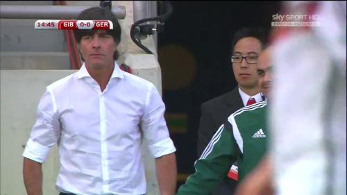 Joachim Löw - Gibraltar v Germany 25