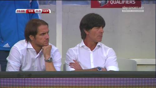 Joachim Löw - Gibraltar v Germany 28