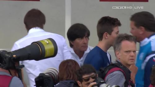 Joachim Löw - Gibraltar v Germany 3