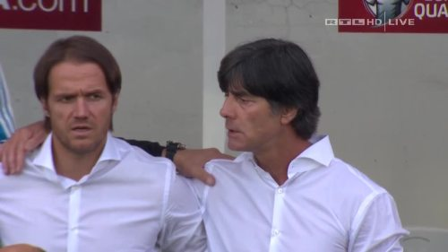 Joachim Löw - Gibraltar v Germany 5