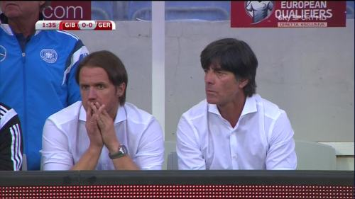 Joachim Löw - Gibraltar v Germany 9