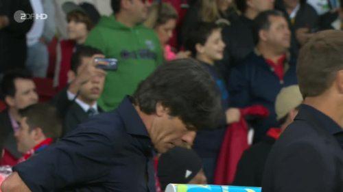 Joachim Löw & Hansi Flick – Germany v Algeria 12