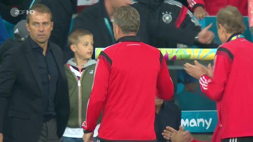 Joachim Löw & Hansi Flick – Germany v Algeria 29