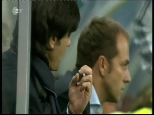 Joachim Löw & Hansi Flick – Kazakhstan v Germany 21