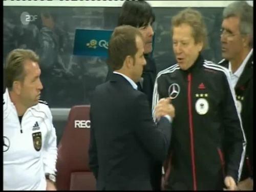 Joachim Löw & Hansi Flick – Kazakhstan v Germany 40
