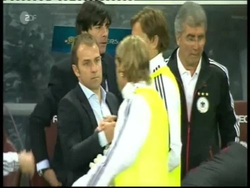Joachim Löw & Hansi Flick – Kazakhstan v Germany 43