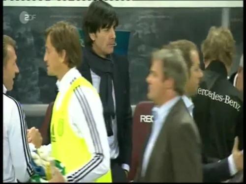 Joachim Löw & Hansi Flick – Kazakhstan v Germany 44
