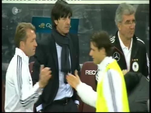 Joachim Löw & Hansi Flick – Kazakhstan v Germany 46