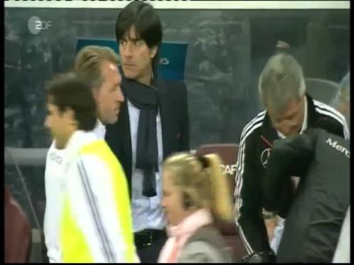 Joachim Löw & Hansi Flick – Kazakhstan v Germany 48