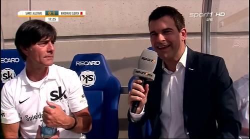 Joachim Löw interview 1