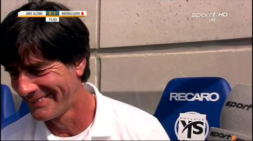 Joachim Löw interview 4