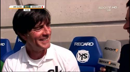Joachim Löw interview 5