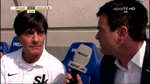 Joachim Löw interview 6