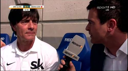 Joachim Löw interview 8