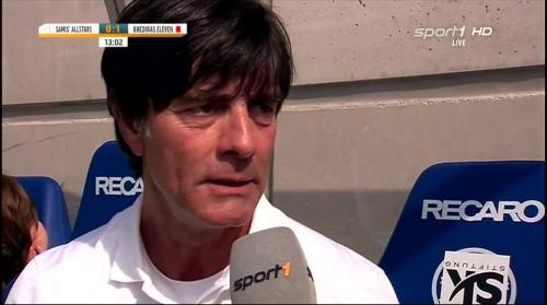 Joachim Löw interview 9