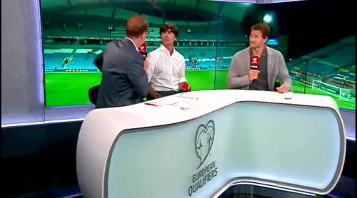 Joachim Löw - Post match interview - Deutschland v Gibraltar 1