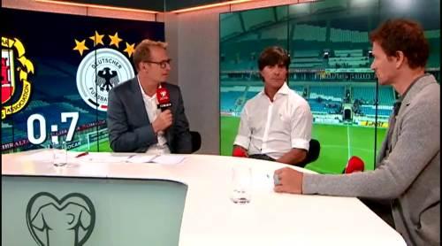 Joachim Löw - Post match interview - Deutschland v Gibraltar 10