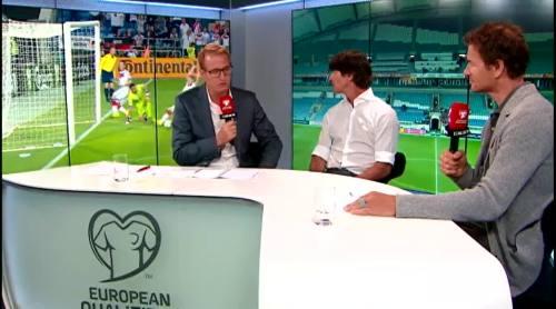 Joachim Löw - Post match interview - Deutschland v Gibraltar 12