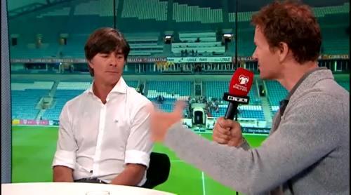 Joachim Löw - Post match interview - Deutschland v Gibraltar 14