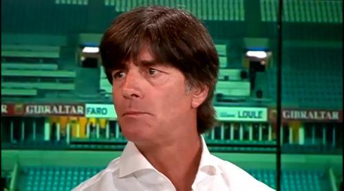 Joachim Löw - Post match interview - Deutschland v Gibraltar 17